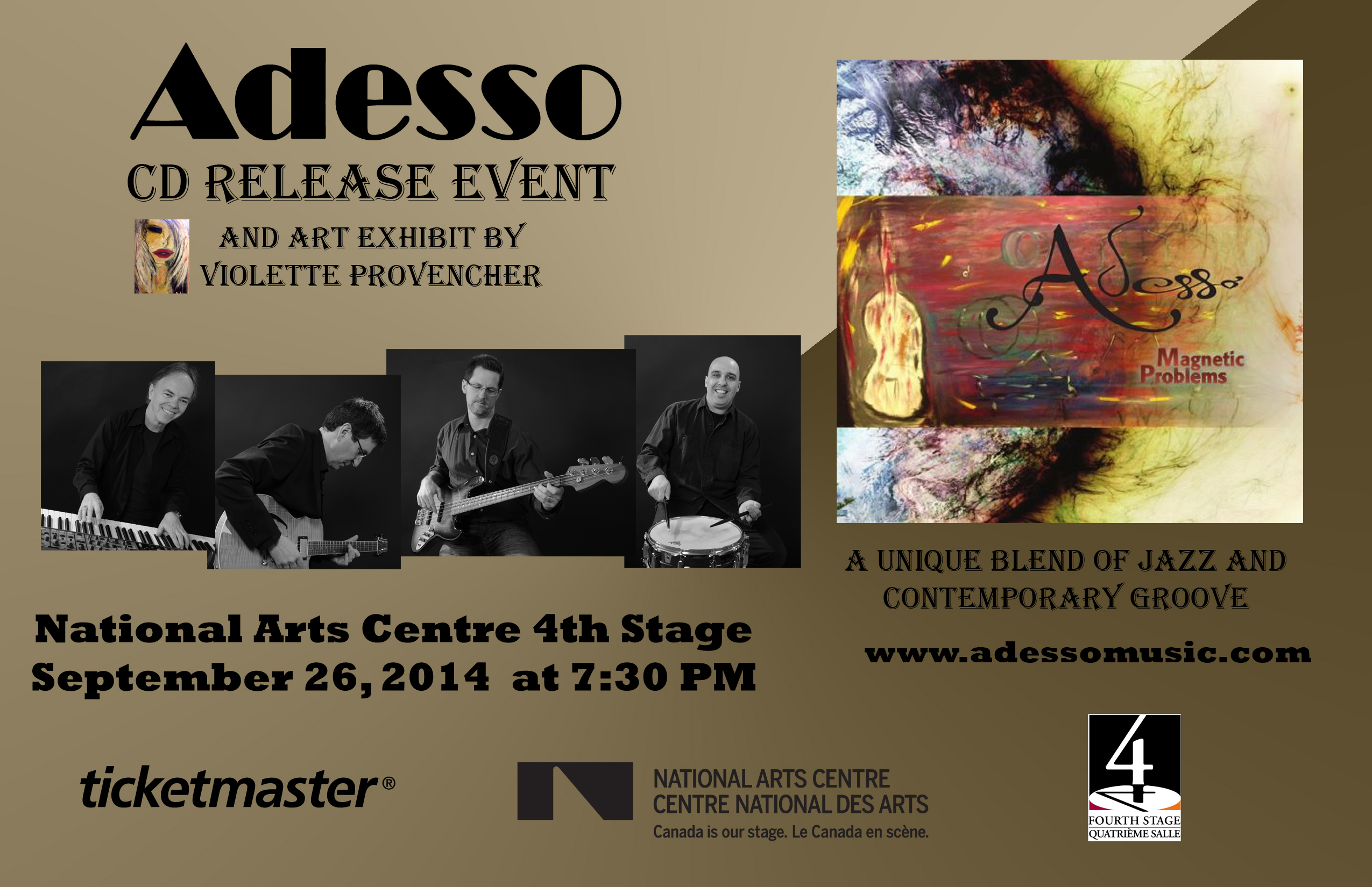 Adesso Flyer 3a